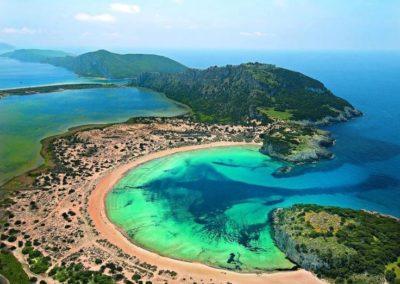 La Rondinara, Corse