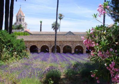 Monastère de l'Ile Saint-Honorat