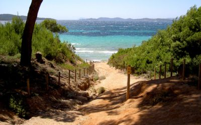 Porquerolles and Port Cros