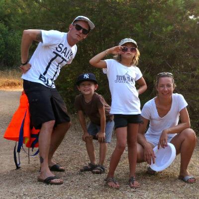 Temoignage Famille Tabacchi à CoconutSailing